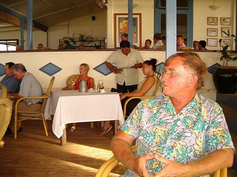 tourism meeting ignores outer islands