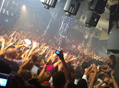 Swedish House Mafia closing at Pacha, Ibiza