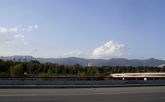 Islamabad, the green city