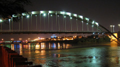 Ahvaz White Bridge