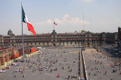 Zócalo, Mexico City