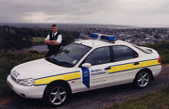 Northern Constabulary Ford Mondeo Mk2 Stornoway