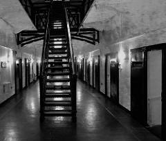 Crumlin Road Gaol Belfast #dailyshoot #monochrome #Ireland