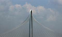 Strung Out Art: Calatrava Bridge