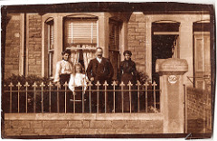 59 Athelstan / Athelstan, 59 .... now identified as 59 Maxse Road, Knowle in Bristol, c.1906