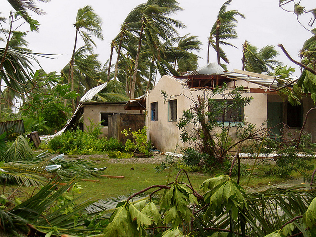2005 Cyclone Percy, Tokelau