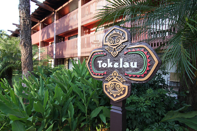 Tokelau Sign