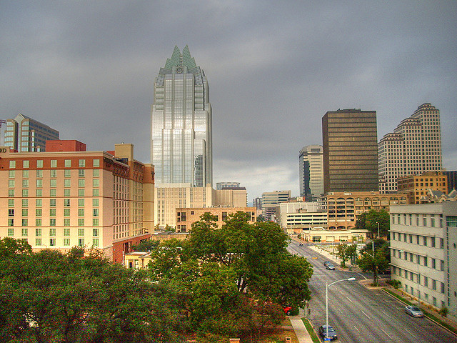 Downtown Austin - Texas (USA)