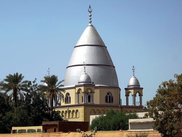 Tomb of The Mahdi