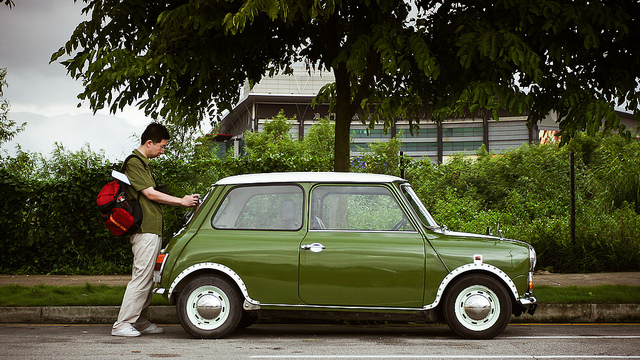 Green Lao Liang Loves Green Classic Mini