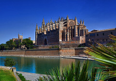 La Seu, The Cathedral of Santa Maria of Palma