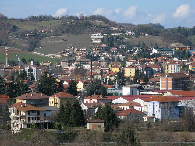 View of Acqui Terme