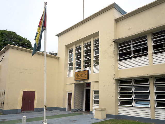 National Museum of Guyana