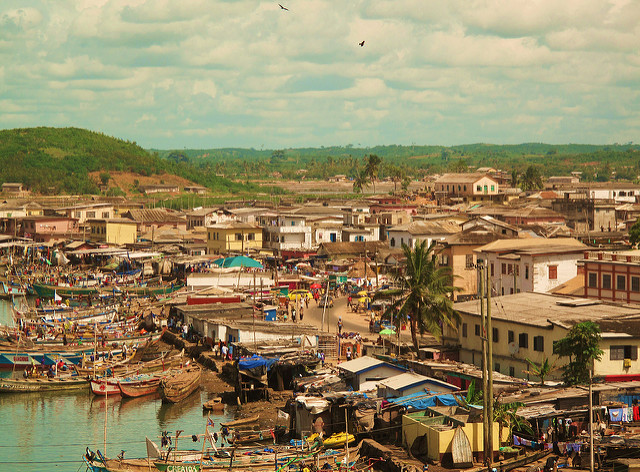 Elmina harbor