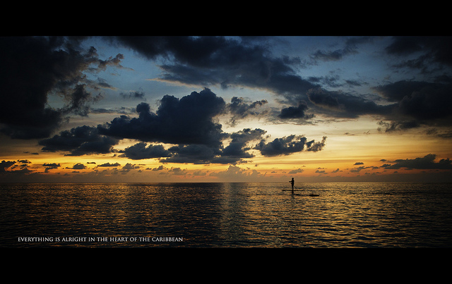 Day 58: Grand Cayman Sunset