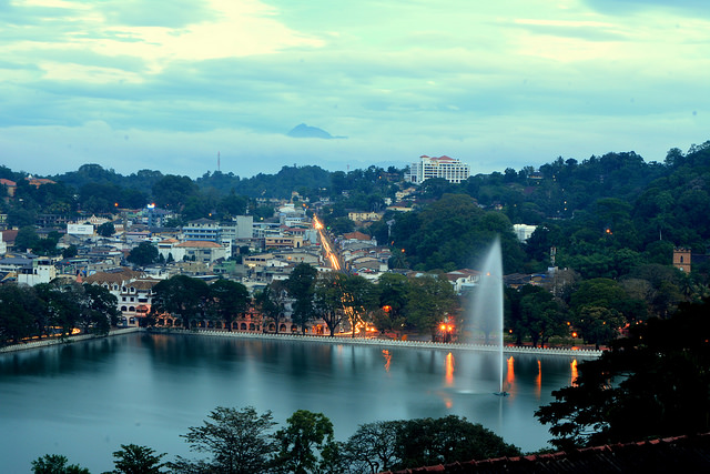 World Heritage City of Kandy